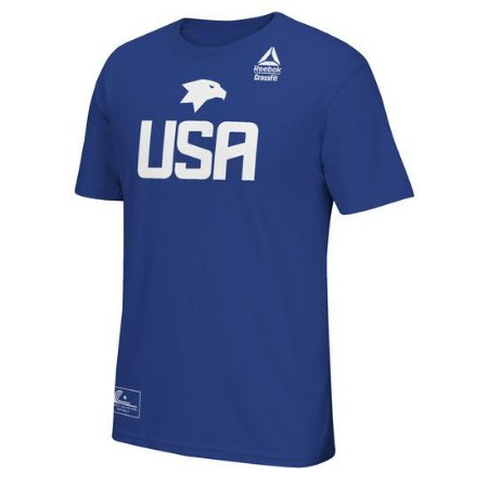 CAMISETA REEBOK CROSSFIT INVITATIONAL 17 TEAM USA