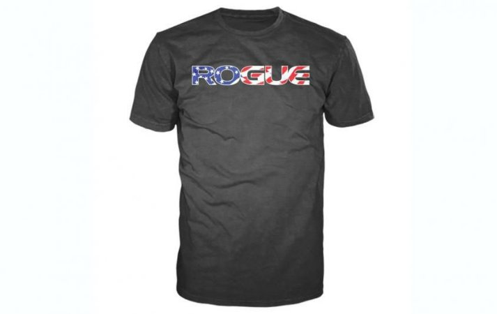 CAMISETA ROGUE FITNESS USA