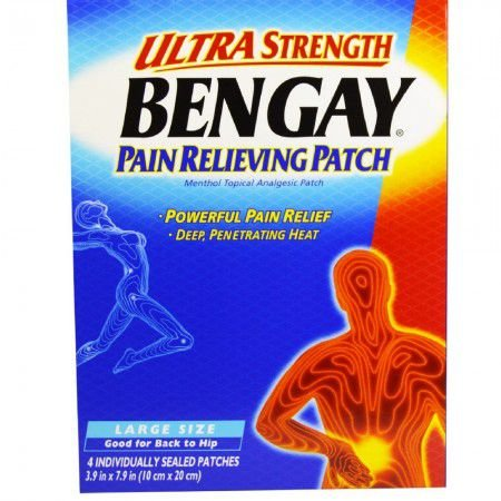 BENGAY Ultra Strength Pain Relieving