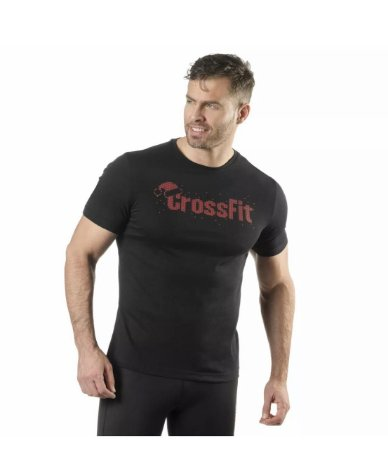 7db870ef2dc CAMISETA REEBOK CROSSFIT - Rei do Wod