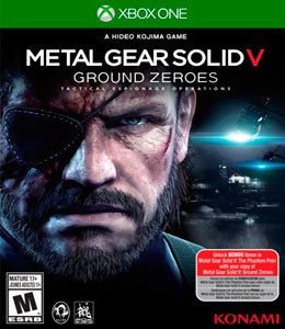 Metal Gear Solid V Ground Zeroes Xbox One