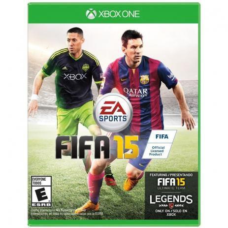 Jogo FIFA 15 para Xbox One - Electronic Arts