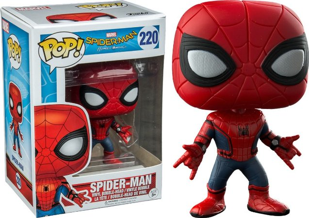 Funko Pop! Spider-Man #220