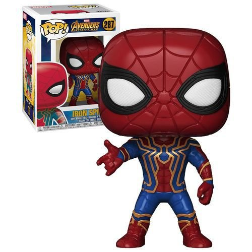 Funko Pop! Spider-Man #287