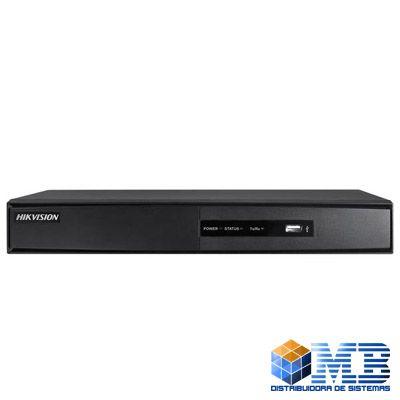 DVR Hikvision DS-7208HGHI-F1/N DVR Hibrido 8 Canais 720p