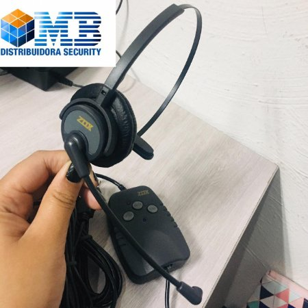 HEADSET DH 50  ZOX HZ- USB
