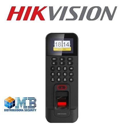 Controle De Acesso Biométrico Ds-k1t804MF Rfid - Hikvision