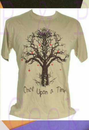 Camiseta - ONCE UPON A TIME