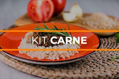 Kit  Carne - 30 unidades - 200g