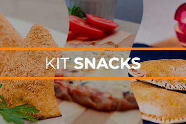 Kit Snacks - 10 un