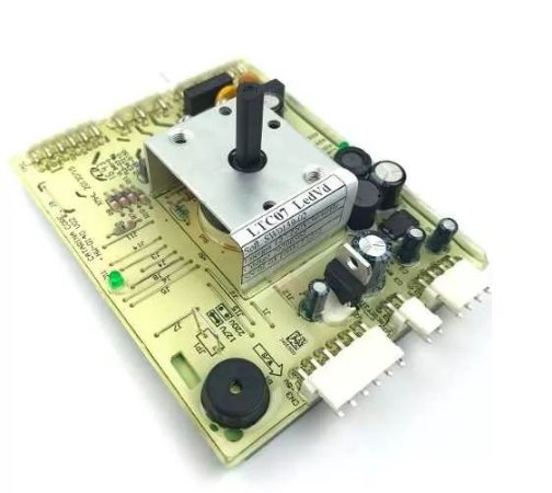 Placa Eletrônica Potência Lavadora Electrolux Ltc 07 Bivolt 70200562 Original