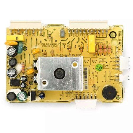 Placa Eletrônica Potência Lavadora Electrolux Ltd11 Bivolt 70202916 Original