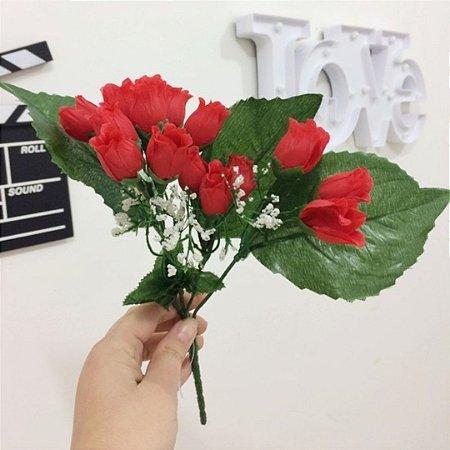 Flores - Buquê de rosinhas