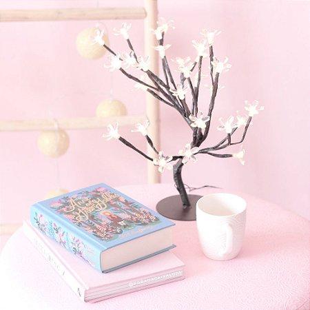 Árvore de luz - Cerejeira de LED