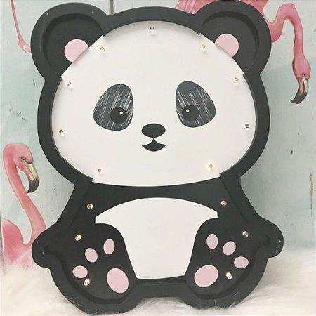 Luminária de Panda