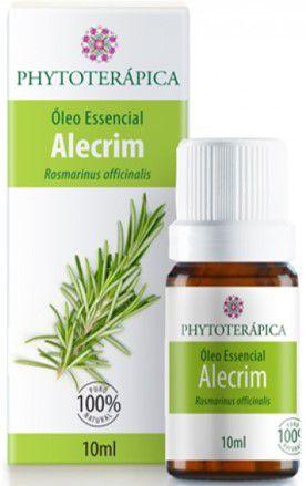 Óleo Essencial de Alecrim Phytoterápica 10ml