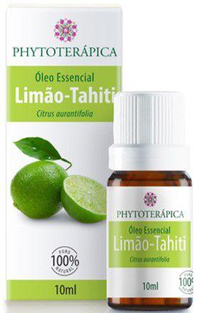 Óleo Essencial de Limão-Tahiti|Phytoterápica 10ml