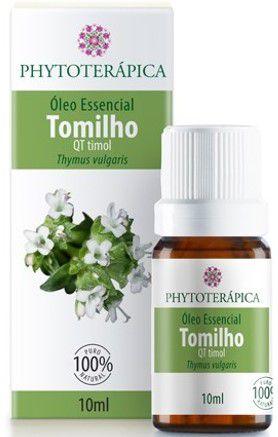 Óleo Essencial de Tomilho|Phytoterápica 10ml