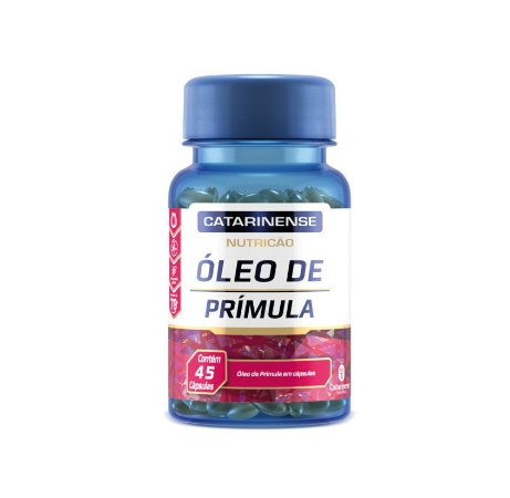 Óleo de Prímula|Catarinense 45 Cáps