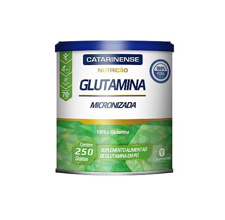 Glutamina Micronizada|Catarinense 250gr