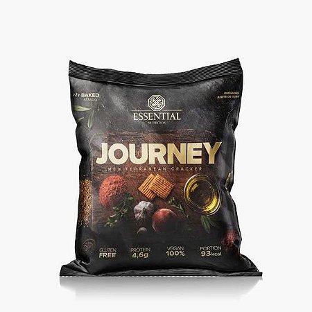 Journey |Biscoito Cracker sabor orégano c/azeite de oliva 25g