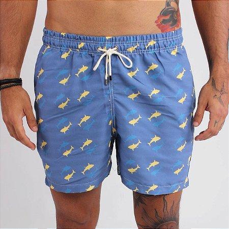 Short Estampado - Shark
