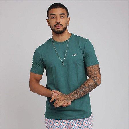 T-shirt Básica - Verde
