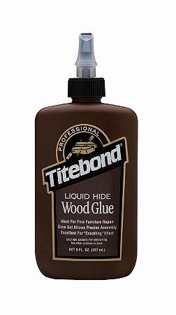 Titebond – Cola para Madeira Titebond Liquid Hide Glue 237ml (5013)