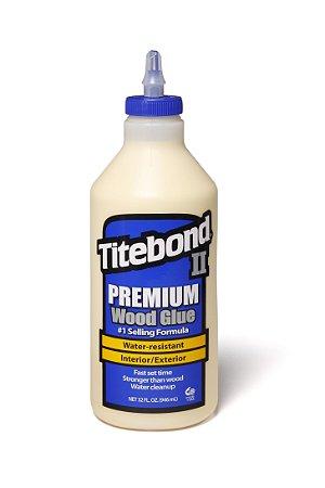 Titebond - Cola Premium II Wood Glue 946ml (5005)