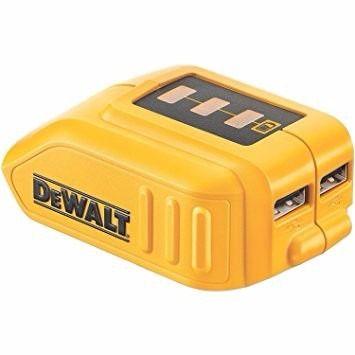 DeWalt - Adaptador USB p/ Bateria LI ION 12/20V Max