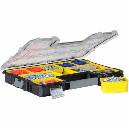 Organizador Impermeável c/ Feicho Metálico Fatmax® Raso - Stanley