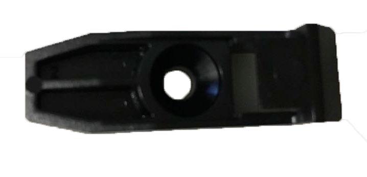 Häfele - Conectores Ócu 25 Superior p/ uniões invisíveis - Preto