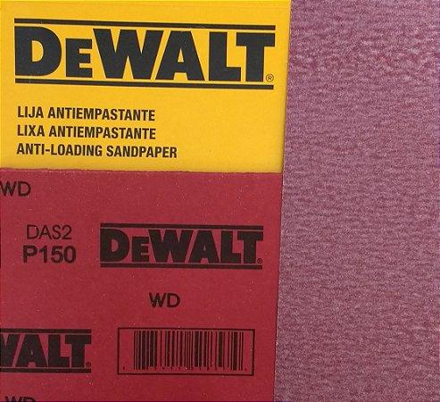 DeWalt - Lixa Seco Estearato G 150  230x280mm