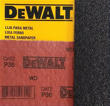 DeWalt - Lixa Ferro G  36 230x280mm