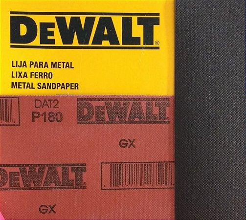 DeWalt - Lixa Ferro G 180 230x280mm