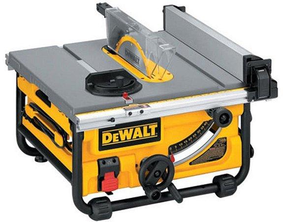 "DeWalt - Serra de Mesa 10"" Pol. (254 mm) 2000w - 220V - DW745-B2"