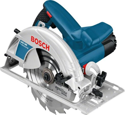 Serra Circular Manual GKS 190 1400W - 1623 -(220V) - Bosch