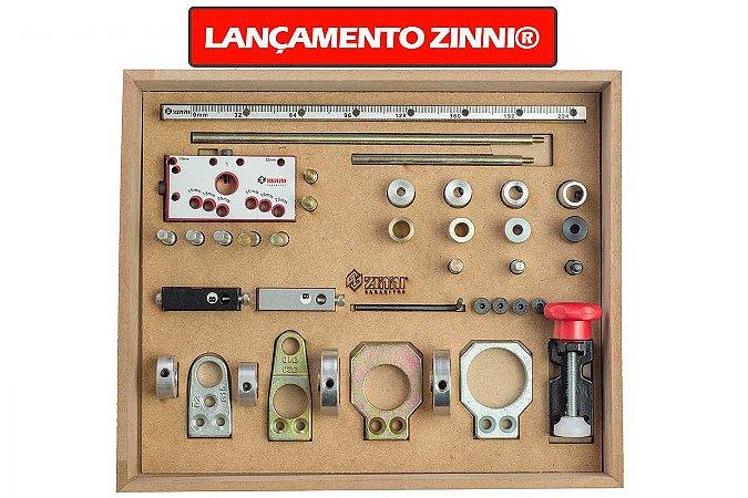 Zinni - Kit Gabarito Combo Universal New - (Z01GAB100)