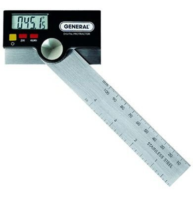 General Tools - Transferidor Digital Protractor # 1702 Pro-Angle