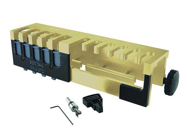 General Tools - Gabarito p/ Rabo de Andorinha - E-Z Pro Dovetailer II Dovetail Jig #861