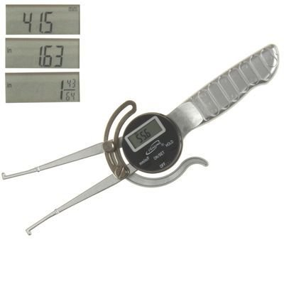 """iGaging - Calibre de diâmetro Interno e de espessura (compasso) - 35-ID8 – ½""""-8"""" Inside Diameter Caliper"""