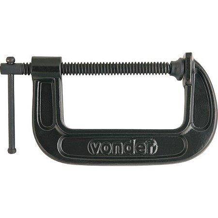 """VONDER - Grampo tipo C  2"""" - 50 mm"""