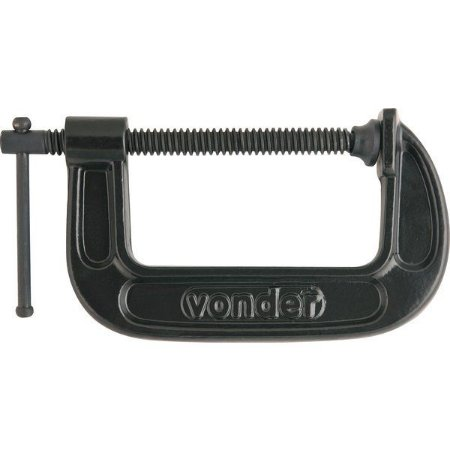 """VONDER - Grampo tipo C  4"""" - 100 mm"""