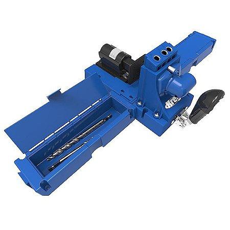 Kreg Jig® K5 - Gabarito Pocket Hole Jig K5 MS c/ Grampo AutoMaxx