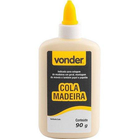 VONDER - Cola Madeira 90 g