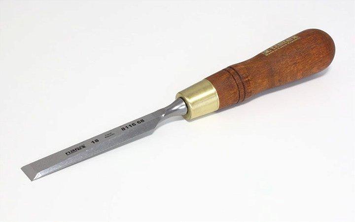 Narex - Chisel Bevel Edge PREMIUM 18 mm - 811668 (polished) Formão Chanfrado