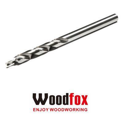 WOODFOX - Pocket Hole Drill 3/8 - Broca Escalonada  MPDB
