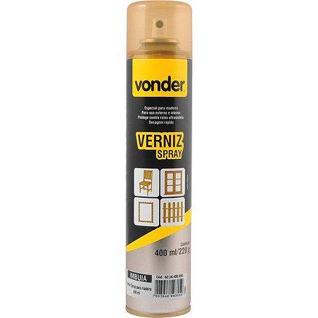 VONDER - Verniz em spray, imbuia, 400 ml