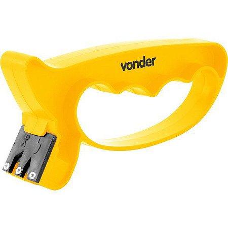 VONDER - Afiador de facas e tesouras com vídea