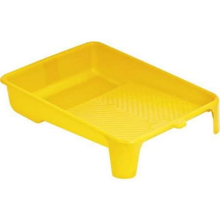 VONDER - Bandeja plástica para pintura, amarela, para rolos de 23 cm